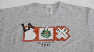 LaBox Turniershirt vorne